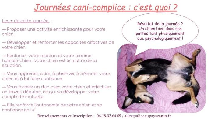 Journées cani-complice !