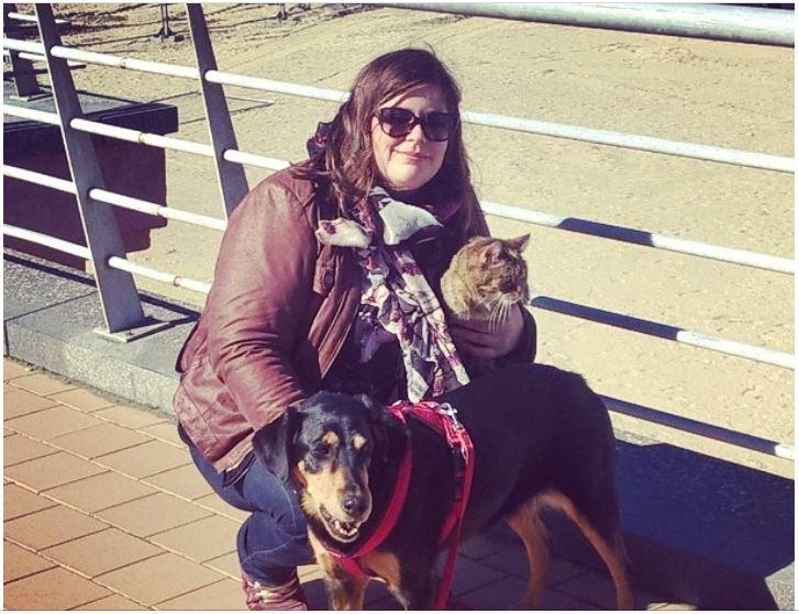 La tribu d'Alice au Pays Canin rentre de vacances !