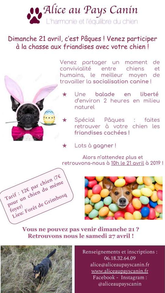 Balade sociale spéciale Pâques !